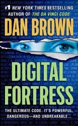 Digital Fortress by David Brown