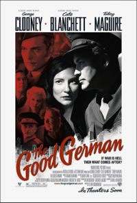 The Good German Film Poster