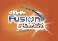 Gillette Fusion Power Logo - Press Material Download
