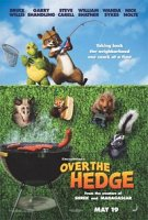 Over the Hedge Filmplakat