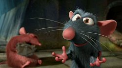 Ratatouille by Pixar