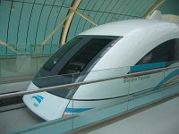 Transrapid in China