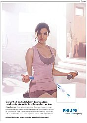 Philips Sonicare Werbung