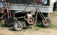 MacGyver's Moped