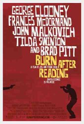 Burn after Reading Filmplakat