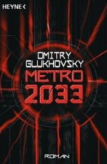 Cover Buch Metro 2033