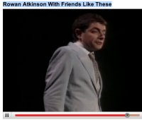 Rowan Atkinson - With Friends Like These