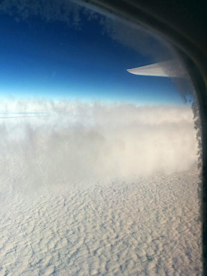 Chemtrails in Flight